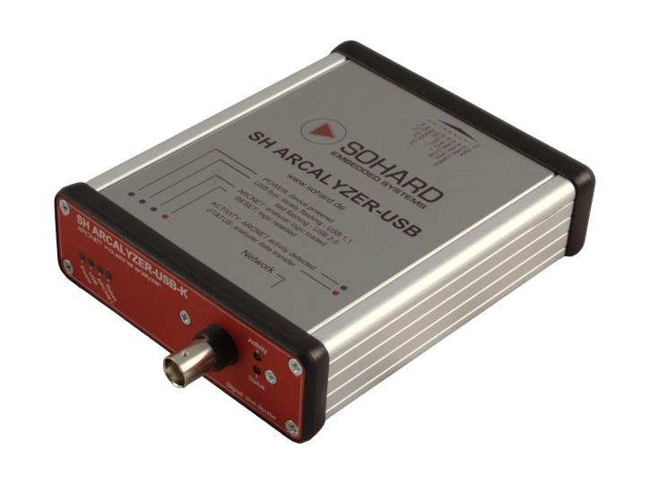 SH ARCALYZER-USB-K