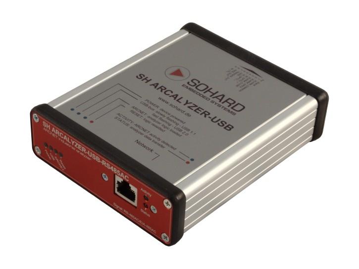 SH ARCALYZER-USB-RS485AC-RJ45